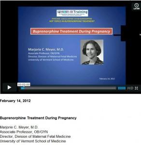 Subutex and Pregnancy